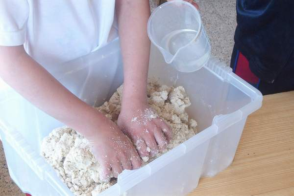 Como fazer pão na sala de aula?